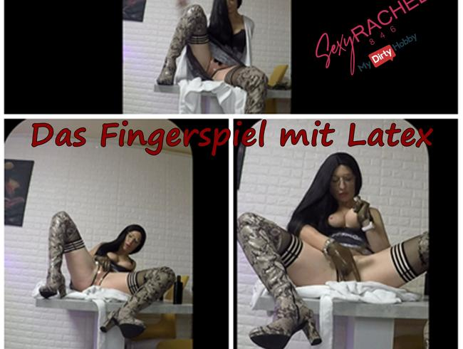 Video Thumbnail Das Fingerspiel mit Latex