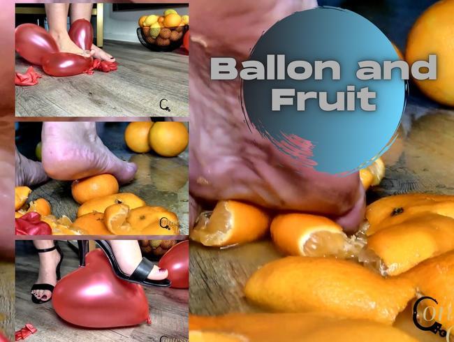 Video Thumbnail Crushing von Ballons und Obst! (Wunschclip)