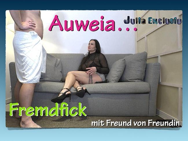 Video Thumbnail AUWEIA, Fremdfick mit Freund der Freundin