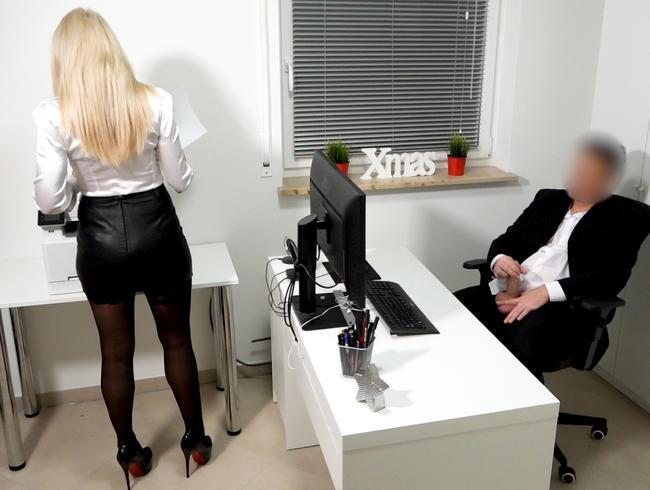 Daynia - DAS hätte ich NIE von meinem Chef gedacht   Unfassbare Situation mitten im Büro!