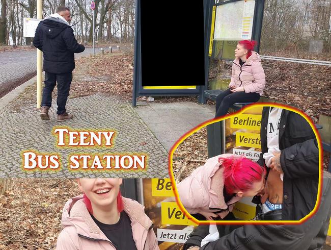 Video Thumbnail Eine Olle an der Bushalte klar gemacht