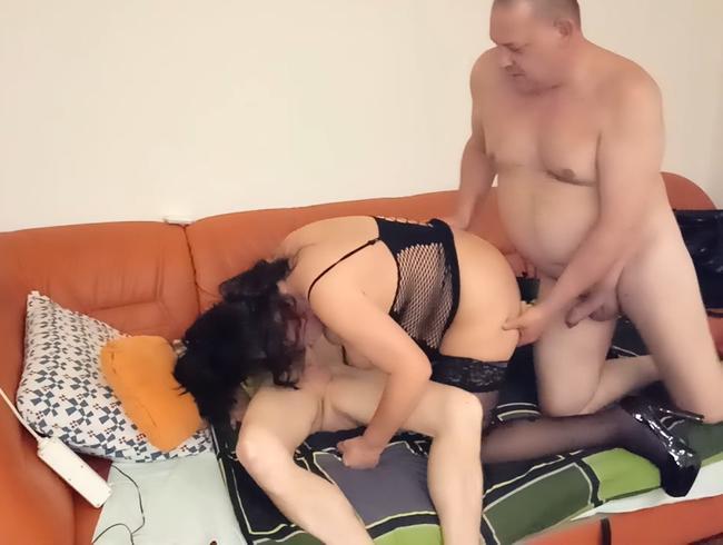 Video Thumbnail Erster Dreier mit Sissy