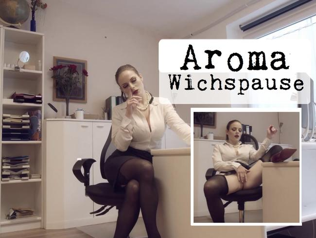 Video Thumbnail Aroma Wichspause
