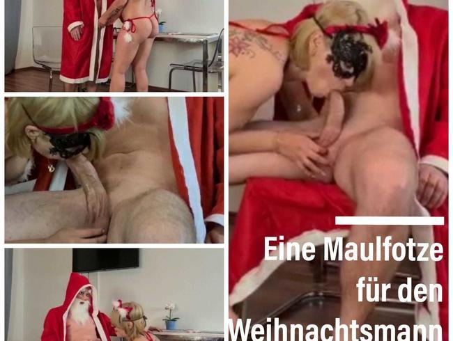 Video Thumbnail Den Weihnachtsmann vrführt - Rohr lutschen & entleeren Eichel vollen Sperma