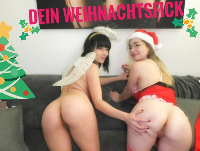Video Thumbnail Dein Geiler Deier Weihnachtsfick spritz und beide Voll
