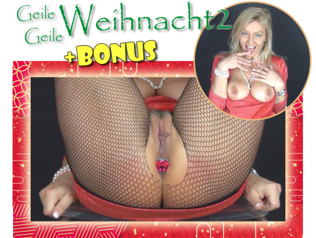 "Video Thumbnail Geile Geile Weihnacht-2  ""Anal-Plug Grüße"""