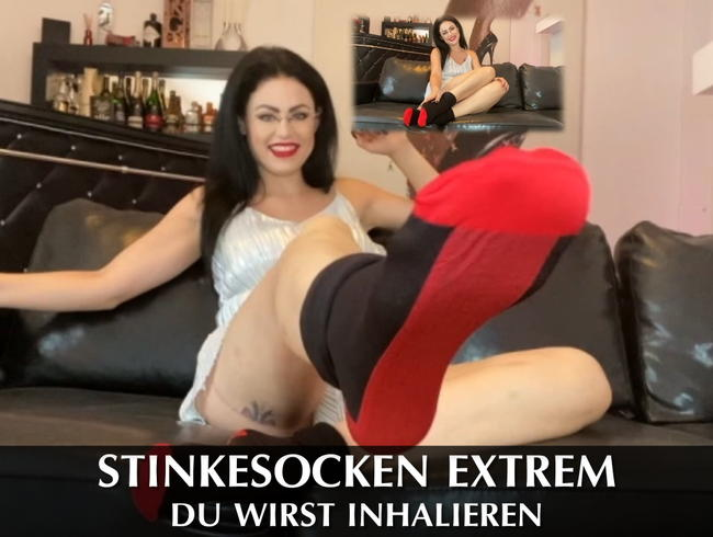 Video Thumbnail Stinkesocken extrem – du wirst inhalieren
