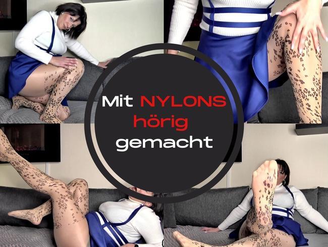 Video Thumbnail Mit Nylons hörig gemacht