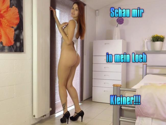 Video Thumbnail Schau mir in mein Loch Kleiner!!!
