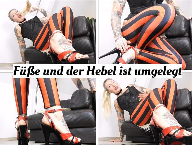 Video Thumbnail Füße und der Hebel ist umgelegt! (de)