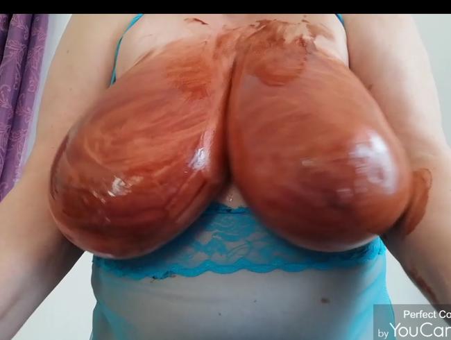 Video Thumbnail Dicke Titten in Schoko