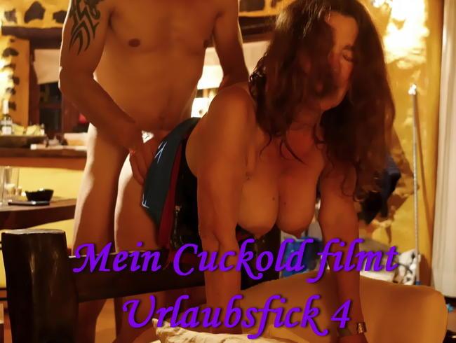 Video Thumbnail Mein Cuckold filmt Urlaubsfick 4