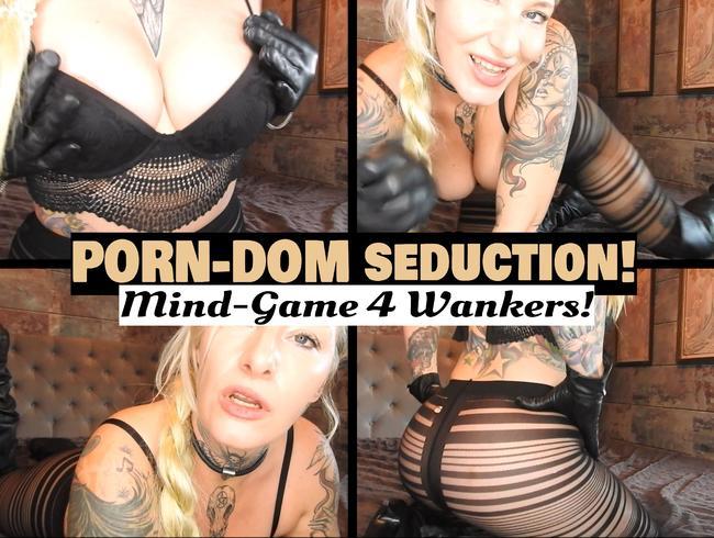 Video Thumbnail PORN DOM Verführung! Mind Game 4 Wichser! (Englisch)