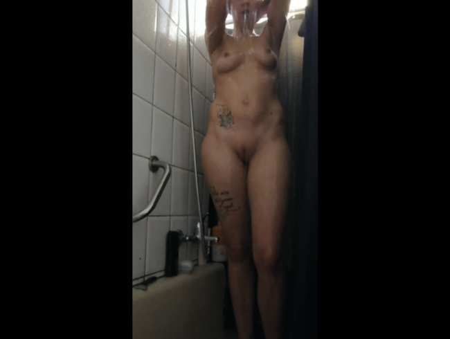 Wild-Princess - Userwunsch Duschvideo