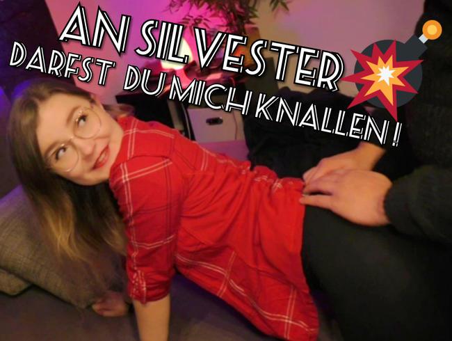 Video Thumbnail An Silvester darfst du mich Knallen spritz deine Fontäne in mich rein !
