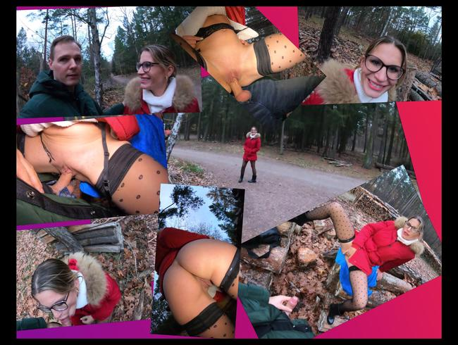 Video Thumbnail Geile Milf zum Sexdate getroffen u ao mega public outdoor gefickt u Creampie reingespritzt.