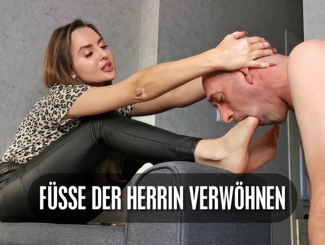 Video Thumbnail Füße der Herrin verwöhnen