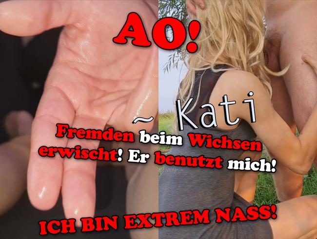 Video Thumbnail Er benutzt ihre nasse Pussy! | Kati