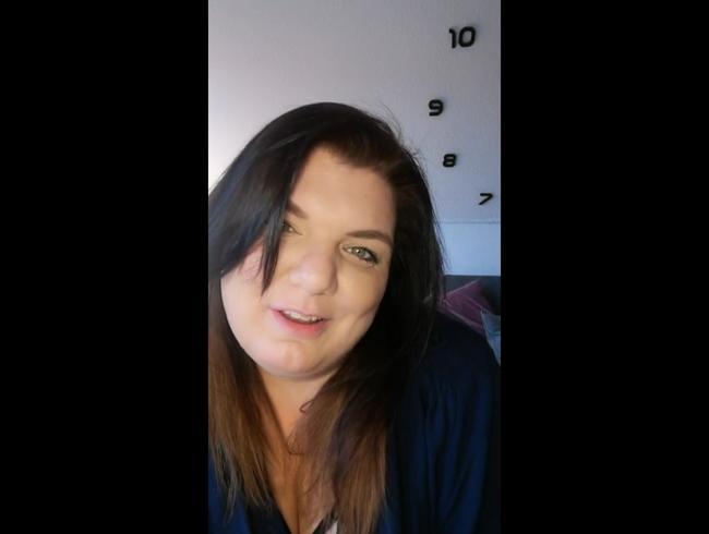 Video Thumbnail Bisschen was über mich - Bin so aufgeregt wie es weiter geht