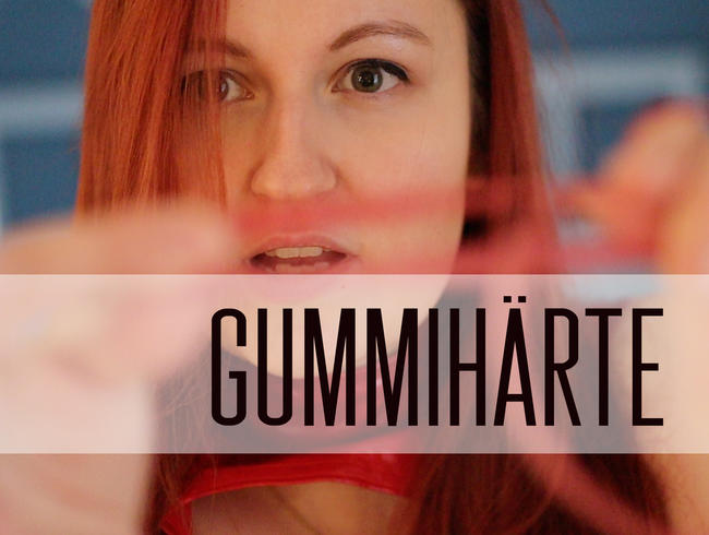 Video Thumbnail Gummihärte