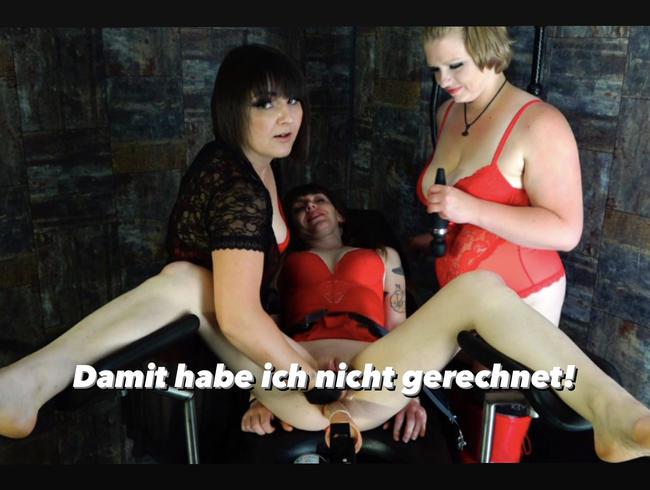 Video Thumbnail Fickmaschine und Domina! Orgasmus garantiert!