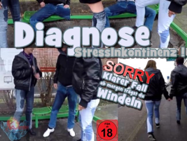 Video Thumbnail Diagnose StressInkontinenz - ab morgen trägst du Windeln.