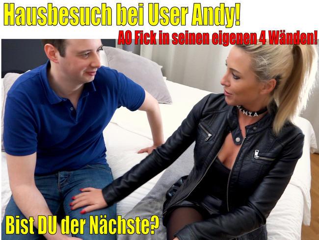Video Thumbnail Hausbesuch bei User Andy | AO Fick in seinen eigenen 4 Wänden! Bist DU der Nächste?