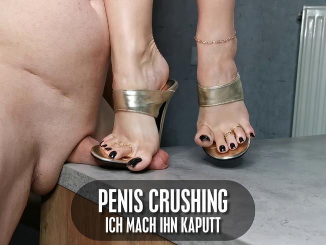 Video Thumbnail Penis-Crushing – ich mach ihn kaputt