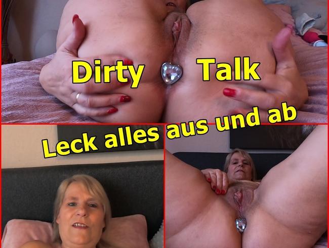 Video Thumbnail Leck alles aus und ab Dirty-Talk