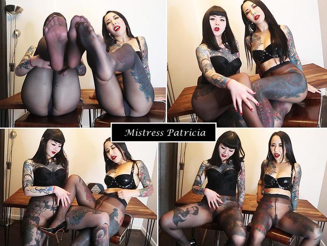 Video Thumbnail 2 Ladies, Nylon, Beine und Füße