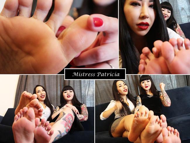 Video Thumbnail Fußfetisch