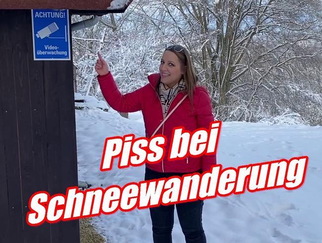 Video Thumbnail Piss bei Schneewanderung...!