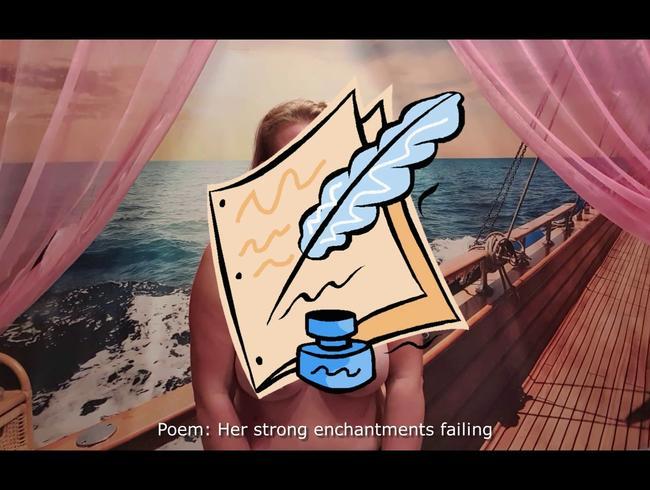 Video Thumbnail Nackte Poesie Ihre Verzauberungen versagen