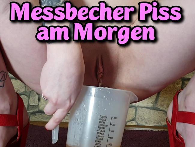 Video Thumbnail Messbecher Piss am Morgen