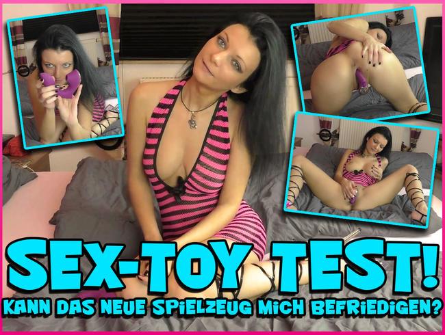 Video Thumbnail Sex-Toy Test! Kann das neue Spielzeug mich befriedigen?
