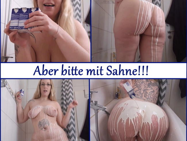 Video Thumbnail Aber bitte mit Sahne!!!