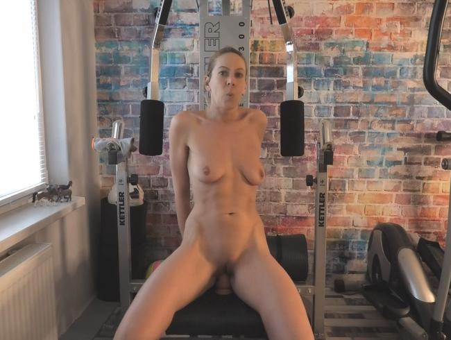 Video Thumbnail Die nächste Runde Fickness...Dildo in der Pussy...kann das gutgehen ?