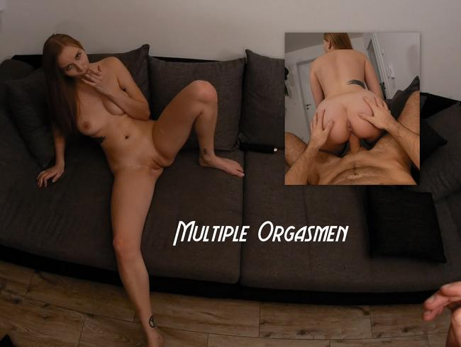 Video Thumbnail Multiple Orgasmen – so oft bin ich noch nie gekommen!