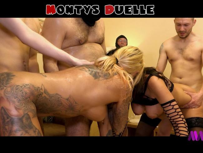 Video Thumbnail Best of Monti's Duelle Gangbang  20 -24