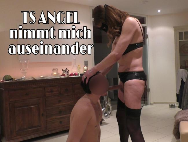 Video Thumbnail TS ANGEL nimmt mich auseinander