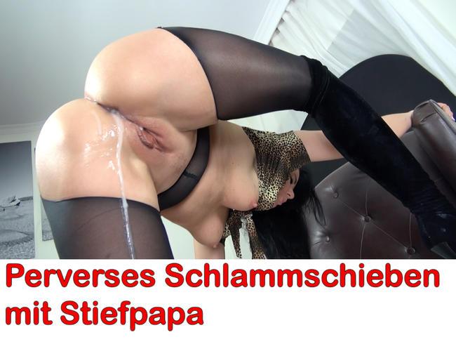 Video Thumbnail Perverses Schlammschieben mit Stiefpapa. Wenn Stiefmutti nicht mehr kann!