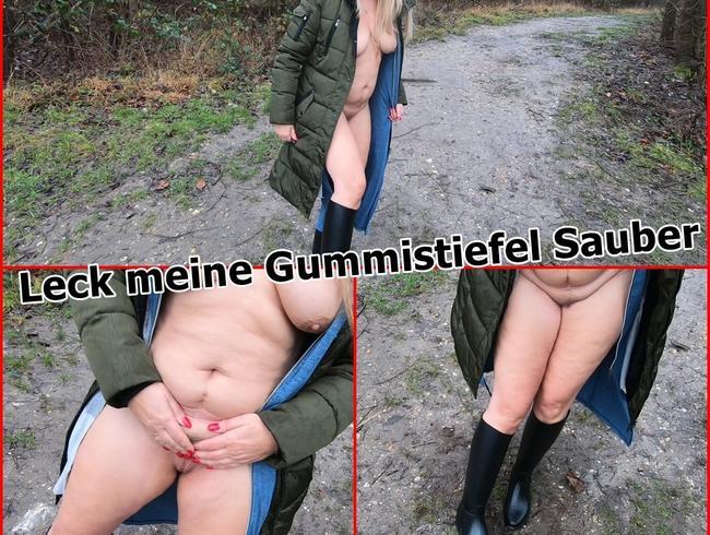 Video Thumbnail Leck meine Gummistiefel Sauber
