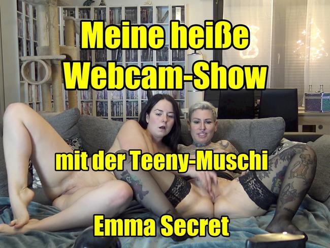 Video Thumbnail Meine heiße Webcam-Show mit der Teeny Muschi Emma Secret