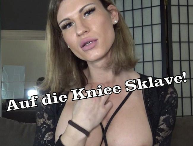 Video Thumbnail Auf die Kniee Sklave!