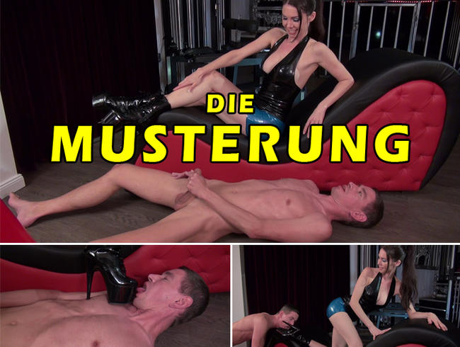 Video Thumbnail SKLAVENMUSTERUNG by Mistress Susi