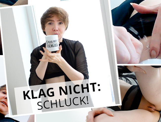 Video Thumbnail Klag nicht: Schluck!