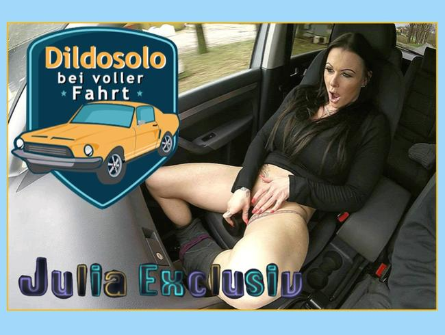 Video Thumbnail Dildosolo bei voller Fahrt