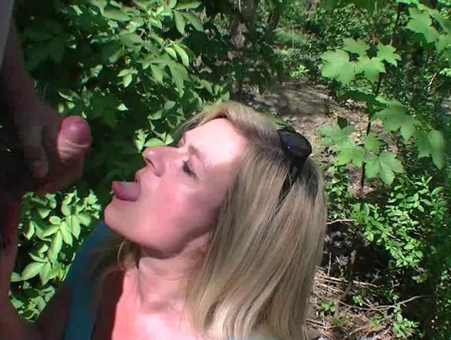 Video Thumbnail im tiergarten blank angefickt   . . .