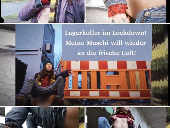 Video Thumbnail Wenn der PC streikt_ Lagerkoller im Lockdown! Meine Muschi braucht Freigang!