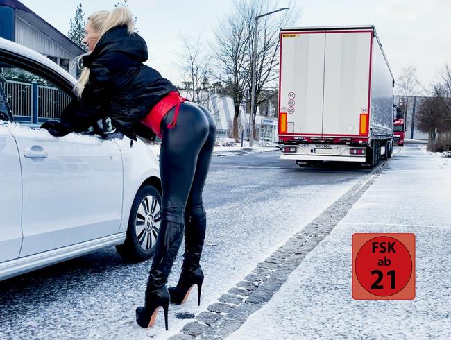 Daynia - Die perverseste AO Straßenhobbyhure der B2 | DAS hätte ich von Fred nie erwartet...!